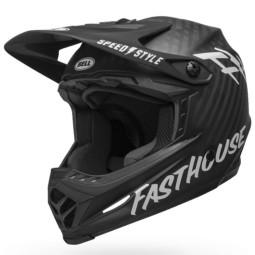 Bell MTB Helmet Full 9 Fasthouse black