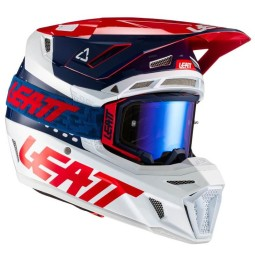Motocross helmet Leatt 8.5 Composite blue