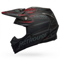 Bell Moto 9 Flex Fasthouse Day In The Dirt Helm
