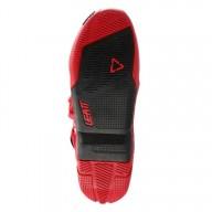Leatt 4.5 motocross boots red