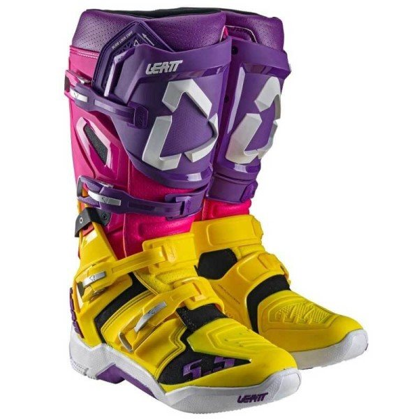 Leatt 5.5 FlexLock motocross boots United