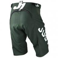 Just1 J-Flex Hype green MTB shorts