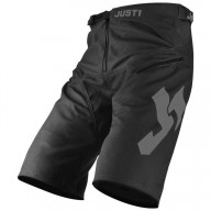 Just1 J-Flex Hype black MTB shorts