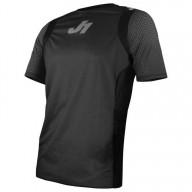 Just1 J-Flex Hype MTB jersey black short sleeves
