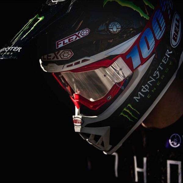 Motocross-Brille 100% Racecraft KURIAKIN