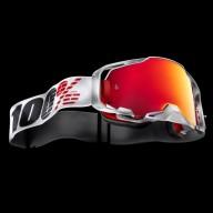 Motocross Goggles 100% ARMEGA Lightsaber Mirror
