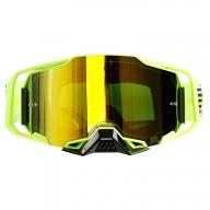 Lunettes Motocross 100% ARMEGA Nuclear Circus Mirror