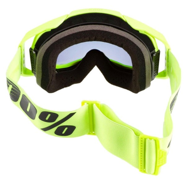 Motocross Goggles 100% ARMEGA Nuclear Circus Mirror