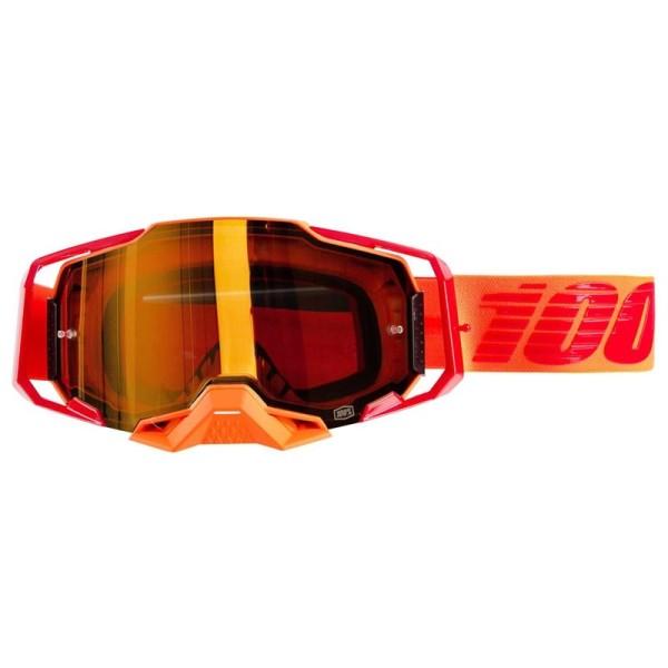 Gafas de Motocross 100% ARMEGA Litkit Mirror