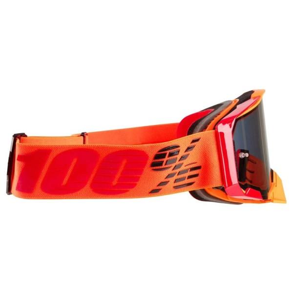 Lunettes Motocross 100% ARMEGA Litkit Mirror
