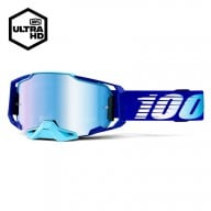 Lunettes Motocross 100% ARMEGA Royal Mirror