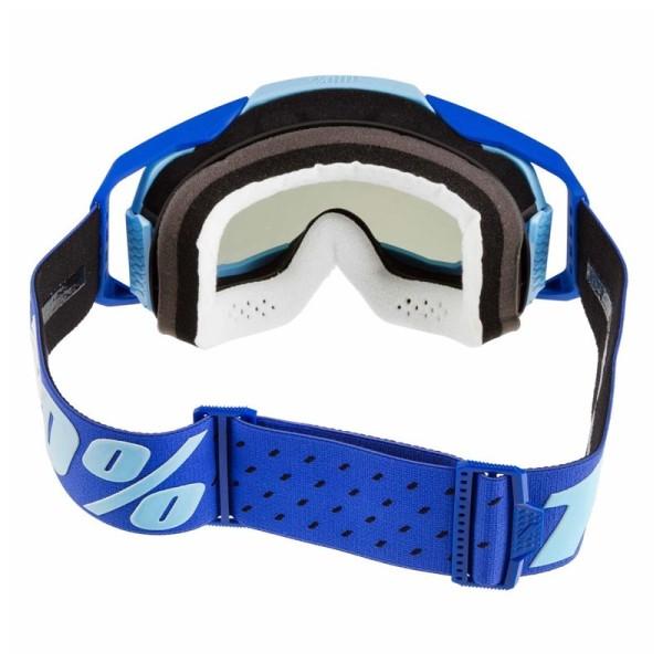 Motocross Goggles 100% ARMEGA Royal Mirror