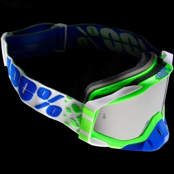 Motocross-Brille 100% Racecraft ALCHEMY