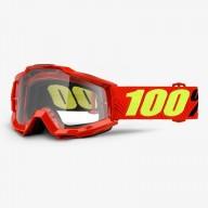 Motocross-Brille 100% Accuri SAARINEN