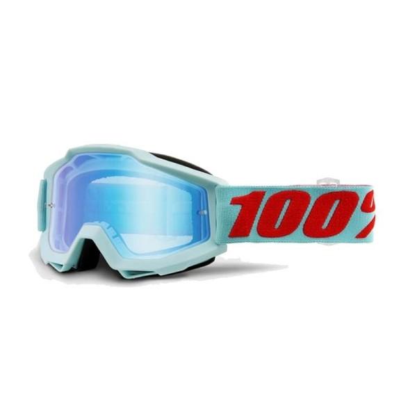 Lunettes Motocross 100% Accuri MALDIVES