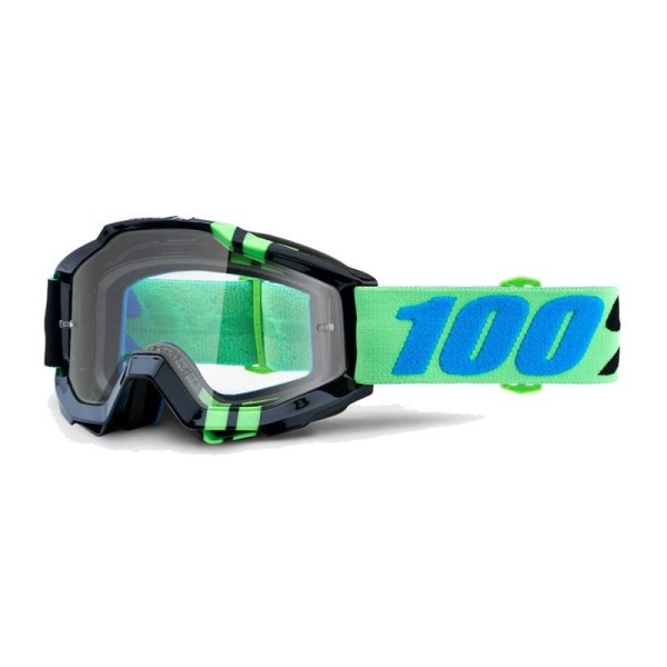 Lunettes Motocross 100% Accuri ZERG