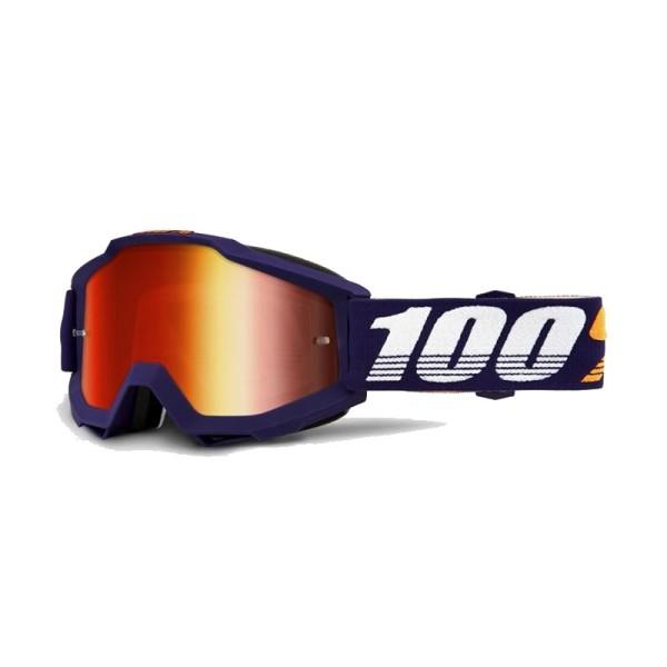 Motocross-Brille 100% Accuri GRIB