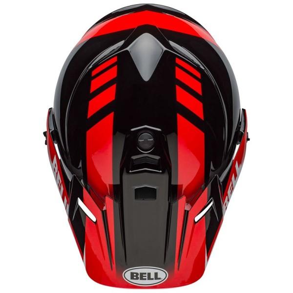 Enduro Helme BELL HELMETS MX-9 Adventure Mips Dash Red