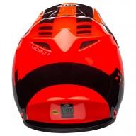 Motocross Helmet BELL HELMETS MX-9 Mips Dash Orange