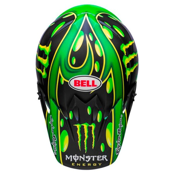 BELL HELMETS MX-9 Mips McGrath Showtime Monster Replica
