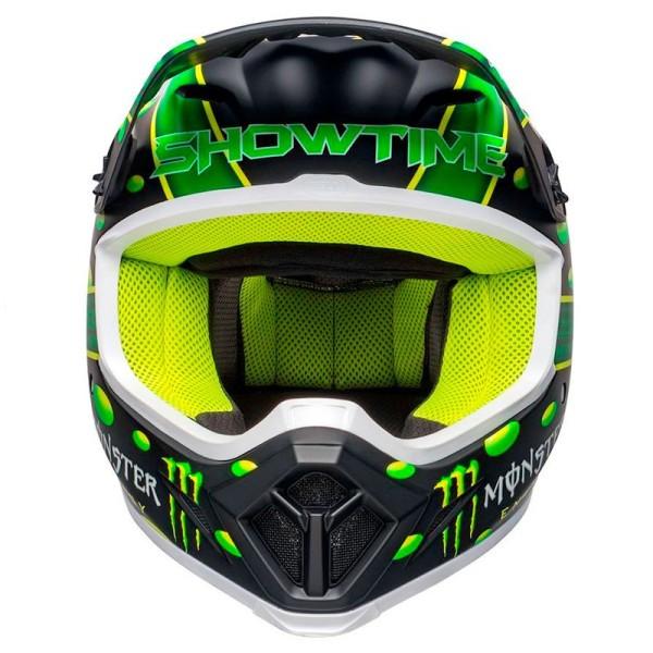 Helm BELL HELMETS MX-9 Mips McGrath Showtime Monster Replica