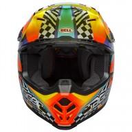Motocross Helmet BELL HELMETS MOTO-9 Mips Tagger Breakout
