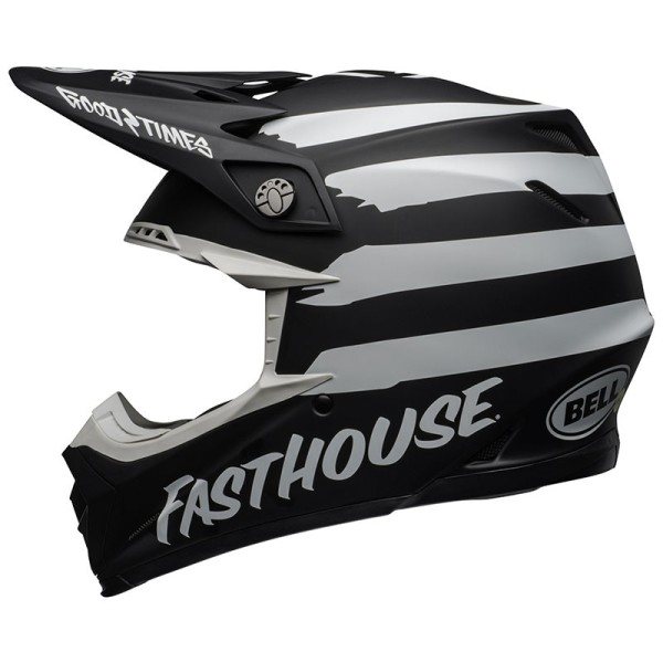 Casque Motocross BELL HELMETS MOTO-9 Mips Fasthouse Signia