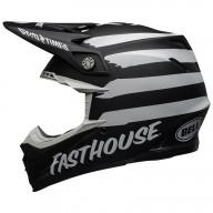 Motocross Helm BELL HELMETS MOTO-9 Mips Fasthouse Signia