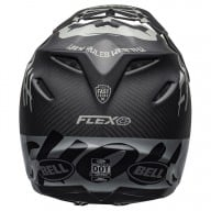 Casco de Motocross BELL HELMETS MOTO-9 FLEX Fasthouse WRWF 2020