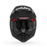 Casque Motocross BELL HELMETS MOTO-9 FLEX Matt Black