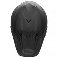 Motocross Helm BELL HELMETS MOTO-9 FLEX Matt Black