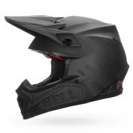 Motocross Helmet BELL HELMETS MOTO-9 FLEX Matt Black