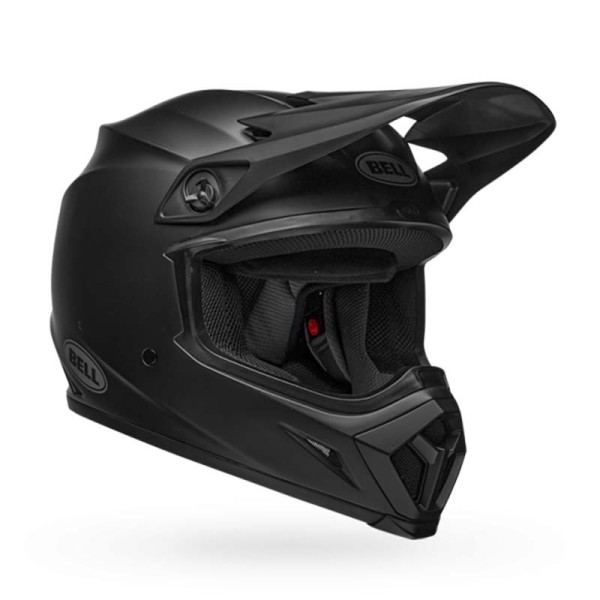 Casque Motocross BELL HELMETS MX-9 Mips Black