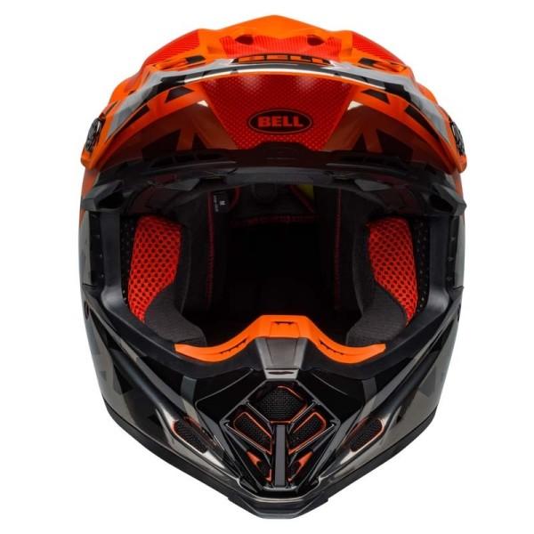 Motocross Helm BELL HELMETS MOTO-9 Mips Tremor