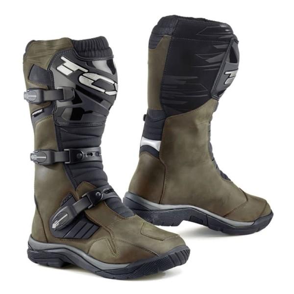 Enduro Boots TCX Baja Waterproof Brown
