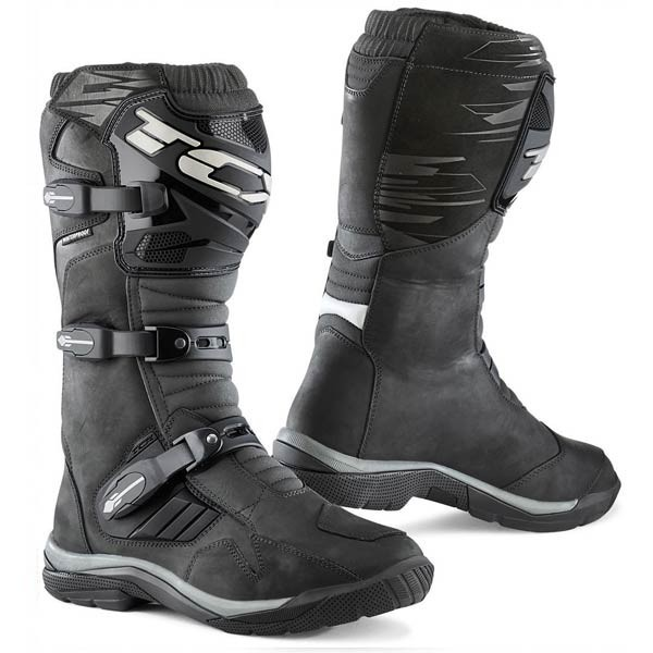 Enduro Boots TCX Baja Waterproof Black
