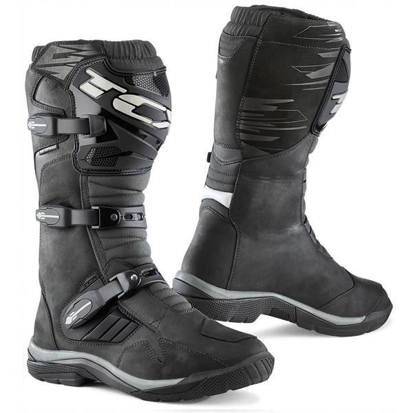 Enduro Stiefel TCX Baja Waterproof Black
