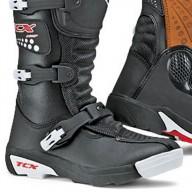 Minicross Boots TCX Comp Kid Black
