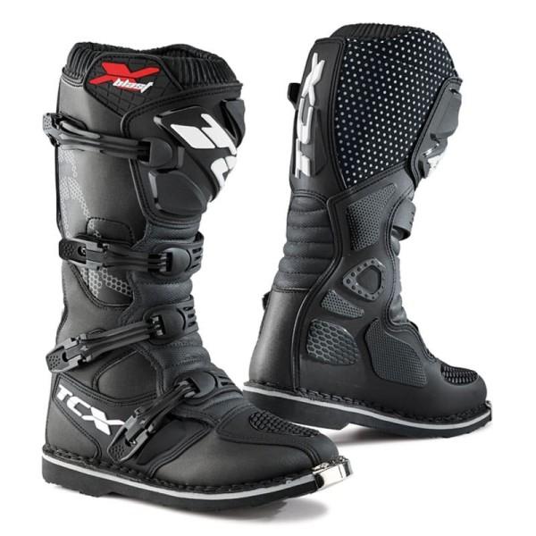 Botas Motocross TCX X-Blast Black