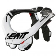 Collarines Minicross Leatt GPX 3.5 negro blanco