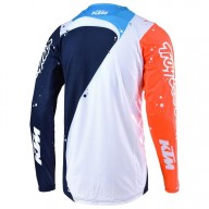 Motocross Jersey Troy Lee Designs SE PRO Neptune KTM
