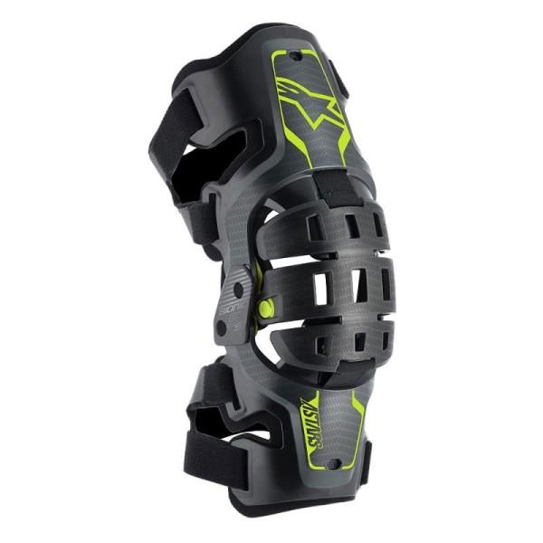 Motocross Knieprotektoren Alpinestars Bionic 5S Youth