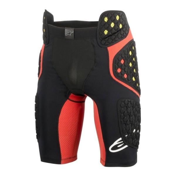 Motocross Armored Shorts Alpinestars Sequence Pro
