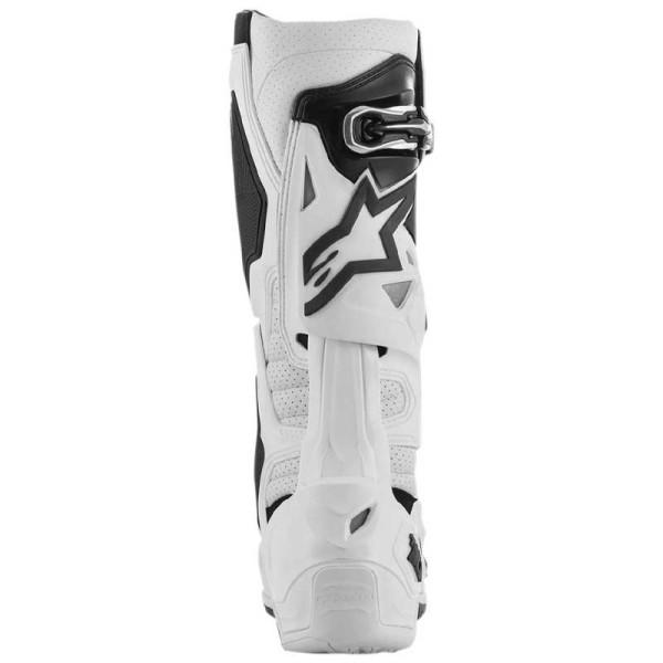 Motocross Boots Alpinestars Tech 10 White