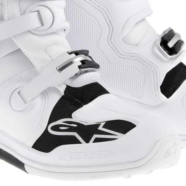 Motocross Boots Alpinestars Tech 7 White