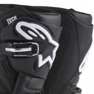 Motocross Stiefel Alpinestars Tech 7 Black