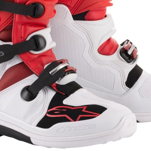 Motocross Stiefel Alpinestars Tech 7 Red