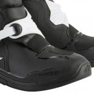 Bottes Motocross Alpinestars Tech 3 Black White