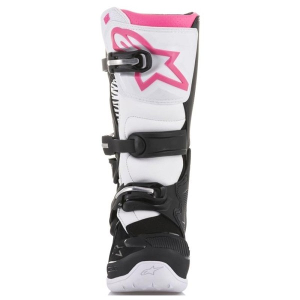 Motocross Boots Alpinestars Stella Tech 3 Black