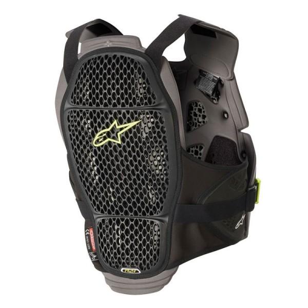 Plastron Protecteur Motocross Alpinestars A-4 Max Black
